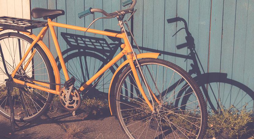 Laga och byt ut cykeldelar själv – cykelslang och däck