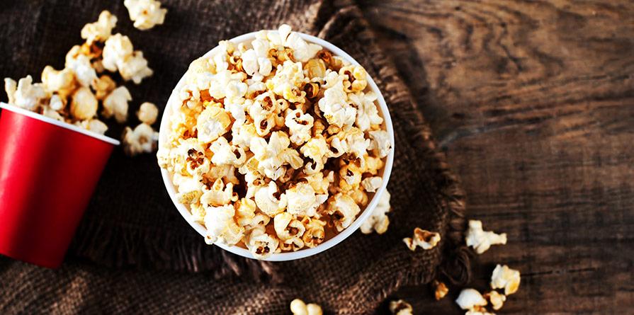 Hur fungerar popcornmaskiner?