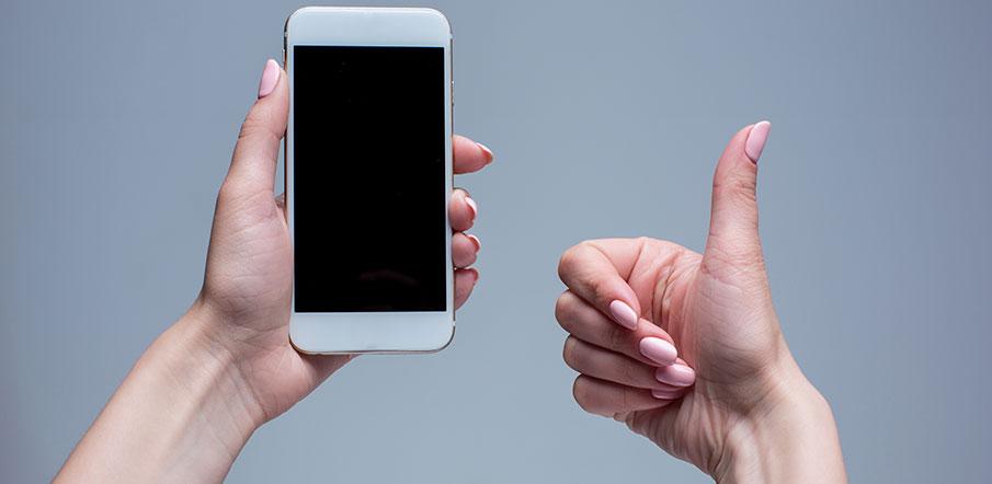 Laga iPhone – vanliga frågor och svar